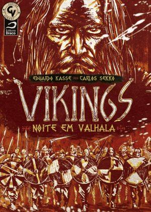 Vikings noite em valhala