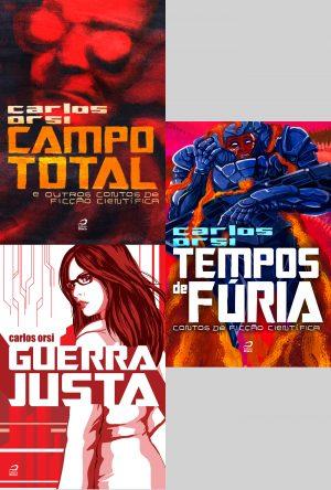 Carlos Orsi - ficção científica e terror